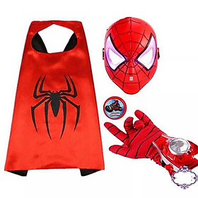 Bộ đồ siêu nhân người nhện cho bé SRV8800