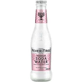 Fever-Tree Premium Soda Water 200ml
