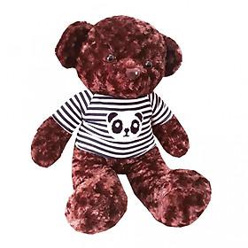 Hình đại diện sản phẩm Gấu bông teddy áo gấu 60cm