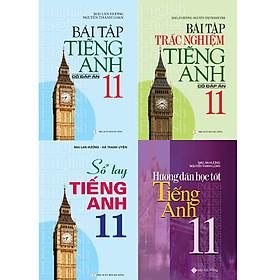 Combo Bài Tập Tiếng Anh 11 Có Đáp Án - Mai Lan Hương