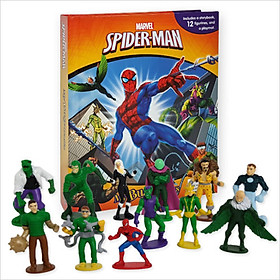 Marvel Spider-Man My Busy Book