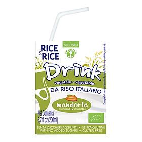 Sữa gạo hạnh nhân hữu cơ ProBios