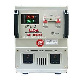 Ổn áp 1 pha LiOA SH-10000 II NEW2020