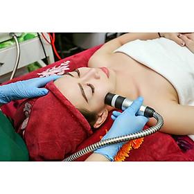 Massage Body Thái + Nhật + Tinh dầu + Đá nóng + Quấn tảo thon gọn bắp tay (100 phút).