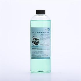 Gel rửa xe ô tô, xe máy đậm đặc Chọn Xe (1 Lít ) tặng kèm bông vệ sinh xe chuyên dụng