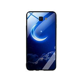 Ốp Lưng Kính Cường Lực cho điện thoại Samsung Galaxy J7 Prime -  0220 MOON01