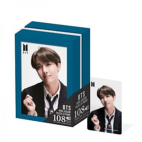 BTS Mini Jigsaw Puzzle J-Hope 108 pieces MAP OF THE SOUL 7 Photocard