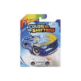 Siêu xe Hot Wheels đổi màu BHR15 ( màu ngẫu nhiên)