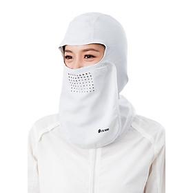 Nón - Khẩu trang unisex chống nắng UV100 MD81325