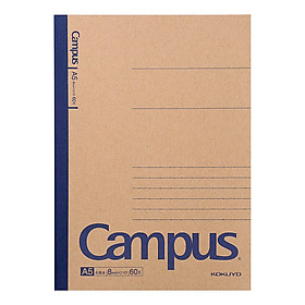 Vở Campus A5 60 Trang KOKUYO WCN-CNB3615