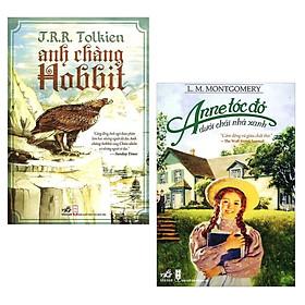 Combo 2 Cuốn Sách Văn Học Cực Hay: Anh Chàng Hobbit (Tái Bản) + Anne Tóc Đỏ Dưới Chái Nhà Xanh (Tái Bản 2017) / Tặng Kèm Bookmark Thiết Kế Green Life