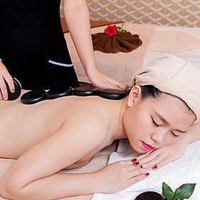Liệu trình 45 Phút Massage Body Thư Giản Kết Hợp Ngâm Chân Đắp Mặt Nạ Sáng Da Tại Paradise Beauty & Spa