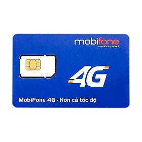 Sim 4G Mobifone C120 - Khuyến Mại 60GB/Tháng - Nghe Gọi Nội Mạng Miễn Phí + 50 Phút Gọi Liên Mạng - Hàng Chính Hãng
