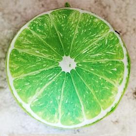 Thú bông trái chanh tròn mút in 3d