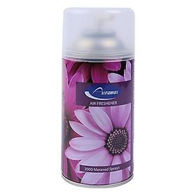 Nước hoa xịt phòng Auramax 300ml hương Baby powder (phấn em bé)