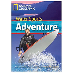 Water Sports Adventure: Footprint Reading Library 1000