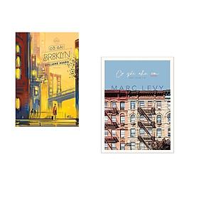 Combo 2 cuốn sách: Cô gái Brgklyn   + Cô gái như em