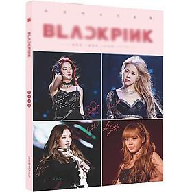 Album ảnh Photobook  Blackpink kèm poster in hình bên trong