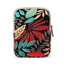 Túi bảo vệ Kindle đọc sách, Kindle Oasis, Kindle 7 inch họa tiết hoa văn Bohemia