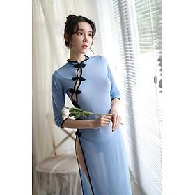 Sườn xám Trung Hoa - đồ cosplay sexy