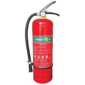 Bình chữa cháy, bình cứu hỏa  4kg ABC, Sản xuất tại Việt Nam- Dập cháy Rắn, Khí, Lỏng