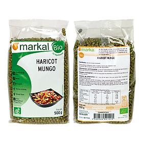 Đậu xanh hữu cơ Markal (túi 500g)