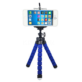 Camera Phone Holder Flexible Octopus Tripod Bracket Stand Mount For Mobile Phones Mini DV