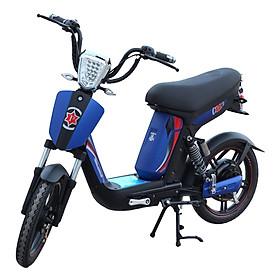 Xe Đạp Điện Pop Teen Terra Motors 6840 - Xanh Dương