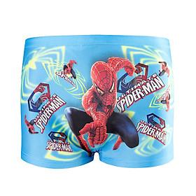 Quần Bơi Bé Trai Siêu Nhân Spiderman MAY_BB001