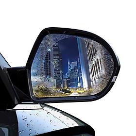 Film dán Nano chống bám nước mưa Baseus Rainproof 0.15mm dùng cho kính hậu xe ô tô đặc biệt chống các vết trầy, bụi bẩn,sương mù, hơi nước, chống chói - Hàng chính hãng