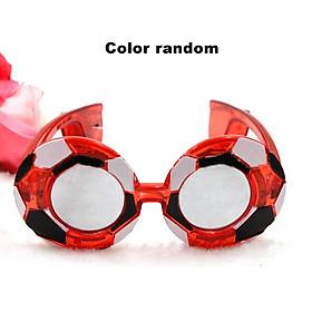 Led Football Flash Glasses Are Delivered Randomly