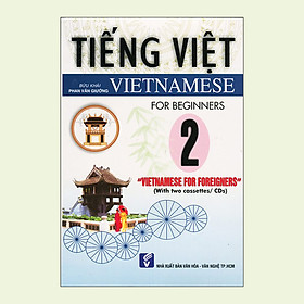 Tiếng Việt - Vietnamese For Foreigners 2 + 2CDs