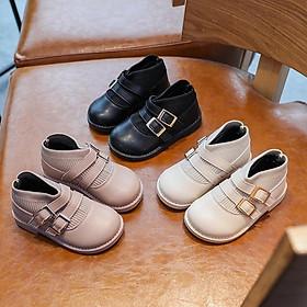 Giày Boot cổ thấp cho bé