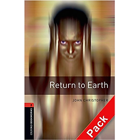 Oxford Bookworms Library (3 Ed.) 2: Return to Earth Audio CD Pack