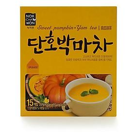 Ngũ cốc Trà bí đỏ và củ mài 255g Nokchawon