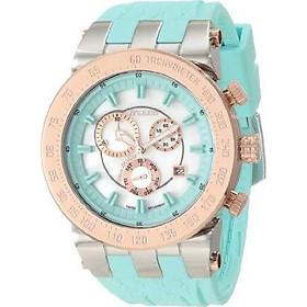 Mulco Unisex Swiss Quartz Watch - Bluemarine Trio - Stainless Steel Multifunctional and Light Watch