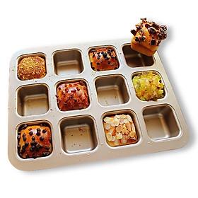 Khuôn Nướng Bánh 12 Lỗ Learn Kitchen WK9149
