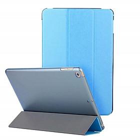 Bao da kiêm ốp lưng tự động tắt/mở màn hình thông minh dành cho ipad Mini 123/ Mini 4/ Ipad Air/ Ipad Air 2/ Ipad 234/ Ipad 2017/ Ipad 2018/ Ipad Pro 9.7