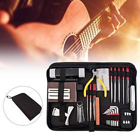 Guitar Repairing Kit Guitar Care Kit Maintenance Tool Set