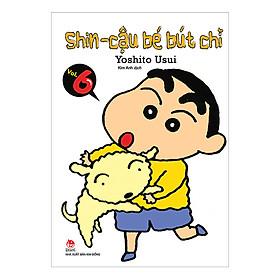 Shin - Cậu Bé Bút Chì - Tập 6 (Tái Bản 2019)