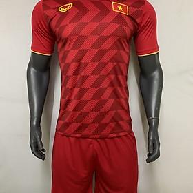 Bộ quần áo thi đấu tuyển Việt Nam 2019