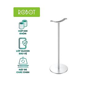 Giá Đỡ Treo Tai Nghe Hiện Đại ROBOT EH01 Hợp Kim Nhôm Kiểu Dáng Sang Trọng Để Bàn - Hàng Chính Hãng