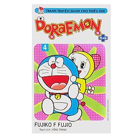 [Download sách] Doraemon Plus Tập 4 (Tái Bản 2019)