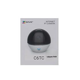 Camera IP Wifi Ezviz CS-CV248 (C6T + Alarm Hub)  - Hàng Chính Hãng