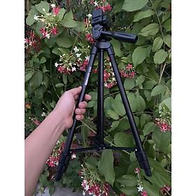 Chân máy kiểu tripod dành cho máy ảnh và điện thoại VTC 5208 PLUS - Hàng nhập khẩu - Không kèm nút bluetooth
