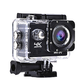 """Outdoor 2.0"""" LCD Screen 4K High Definition Camera with WIFI Function Scouting Video Camera Supported 64G(Max.) T-F Card"""