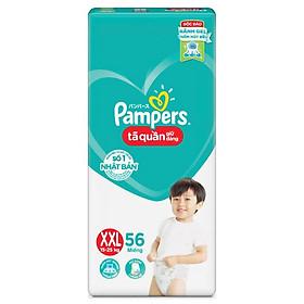 Tã-bỉm quần Pampers Demin 8 XXL56