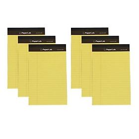 PAPERLAB Legal Pad A5 6 books