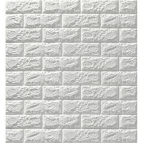 Xốp dán tường giả gạch-3DLoai1