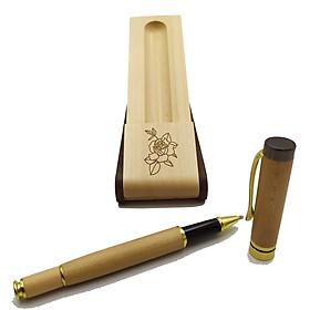 Bút gỗ cao cấp làm quà tặng ngày 20/11 (Kiểu hộp đứng)